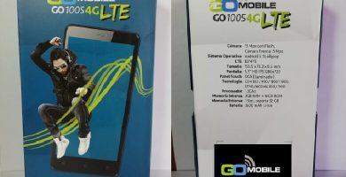 Rom Stock Gomobile GO1005 MT6735 5.1 flash tool