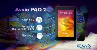 Rom stock Tablet AVVIO PAD-2