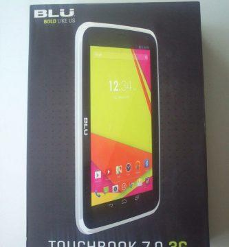 Firmware Blu TouchBook 7 3G MT6582
