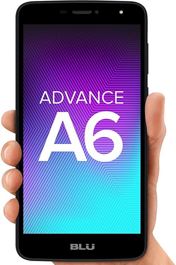 Rom stock Blu A190P REPAIR MT6580 android 7.0
